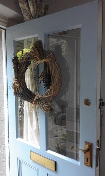 Front door, Farrow & Ball