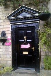 Heart Gallery front doors