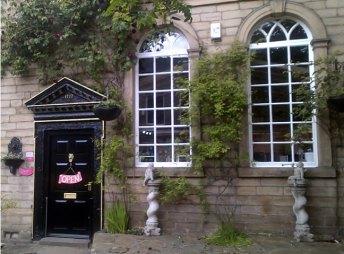 Heart Gallery front facade