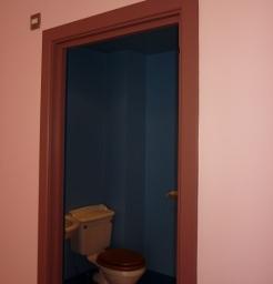 Flat_bedroom and bathroom