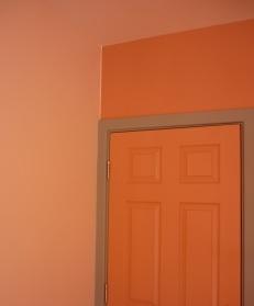 Flat_bedroom corner and ceiling