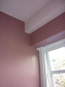 Flat_bedroom lavender window