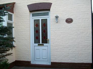 Cottage, exteior